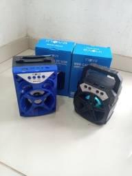 Caixas de som mini RAD-9033 / RAD-9042