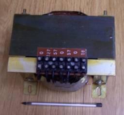 Transformador 686W para fontes e amplificadores