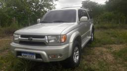 Hilux SW4 4X4 V6 3.0 Automatica 2001
