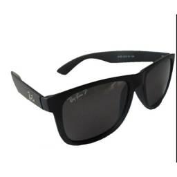 Óculos de Sol Rayban Justin Masculino 100% polarizado