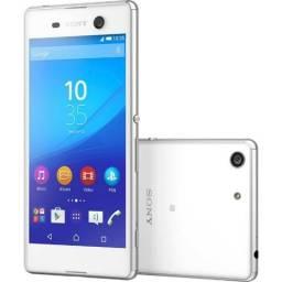 Sony Xperia M5 Branco - Precisa reparo
