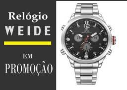 Relógio Masculino Weide Black