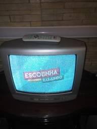 TV Philips 14 pL e suporte funciona perfeitamente.99858-5086