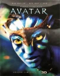 FIlme Avatar Blu-Ray 3D