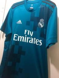 Camisa real madrid 17/18