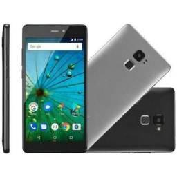 Smartphone Multilaser MS60F Plus 16GB 4G 2GB RAM Tela 5,5' Novo Na Caixa