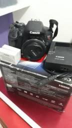 Canon t5i com 24mm 2.8