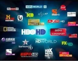 TV Com tudo liberado
