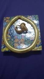 Colar e brincos de ouro 18k