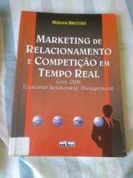 Marketing Relacionamento e Competição em Tempo Real sem uso