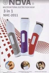 Máquina depilação 3 In 1 Completa
