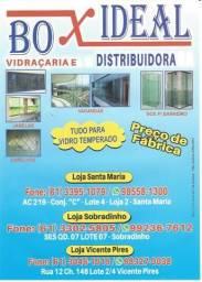 Box Ideal distribuidora e vidraçaria