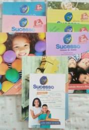 Vendo esses livros novos dá editora sucesso da 2°serie