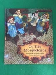 Livro Infantil - Os Três Mosqueteiros