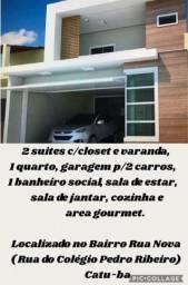 Casa em Catu - Ba