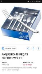 Faqueiro Wolff 48 peças