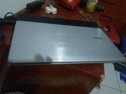 Notebook sansung amd 300 turion 320 de hd 4 gb de ram segura carga