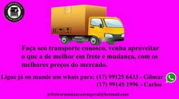 Mudanças em Rio Preto e Região