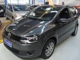 Vw - Volkswagen Fox Trendline 2013 Cinza (Completo) - 2013