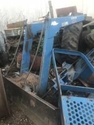 Lâmina para trator Agricola, NewHolland 7630
