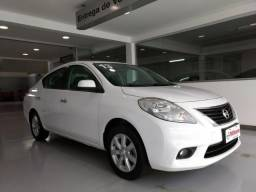 Nissan Versa 1.6 SL Manual 2012/2013 Flex - 2012