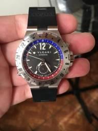 Vendo relógio original Bvlgari