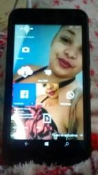 Ttoco em celular android 640xl tela de 5.7 câmera de 5.7