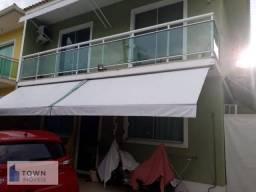 Casa com 3 dormitórios à venda por R$ 373.000 - Itaipu - Niterói/RJ