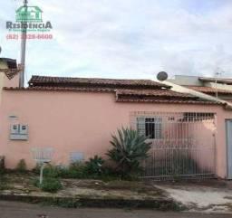 Casa com 3 dormitórios para alugar, 69 m² por R$ 500,00/mês - Jardim Ana Paula - Anápolis/