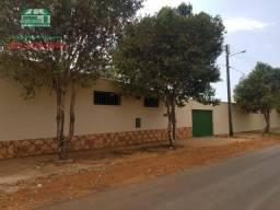 Chácara com 3 dormitórios para alugar, 10000 m² por R$ 1.500/mês - Sítio de Recreio Jardim
