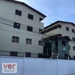 Apartamento à venda, 32 m² por R$ 82.000,00 - Damas - Fortaleza/CE