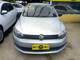 VW Gol 1.0 Completo + GNV Ent: 8.000,00 + 48 x 530,00 - 2014