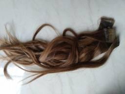 Vendo faixa de cabelo humano fita adesiva