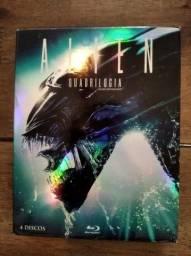 Alien - Quadrilogia Blu-ray