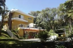 Patrimônio do Carmo - Excelente casa com lindo bosque em condomínio de alto padrão