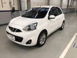 Nissan March 1.6 sv 16vstart - 2019