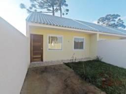 Casa com 02 quartos no Campo Largo da Roseira, São José dos Pinhais