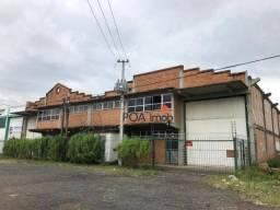 Pavilhão para alugar, 750 m² por R$ 7.000,00/ano - Farrapos - Porto Alegre/RS