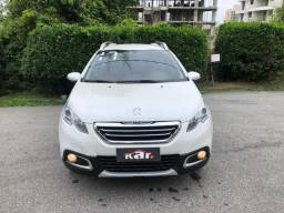 Peugeot 2008 1.6 at - 2017