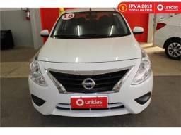Nissan Versa SV 1.6 2018 - 2018