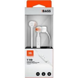 Fone de Ouvido Auricular JBL T110 NF + Garantia de 1 Ano