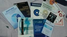 Kit livros radiologia