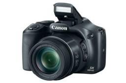 Canon SX530 HS 16.0 MP Lente de zoom - 50x zoom - 4.3 ? Semi profissional