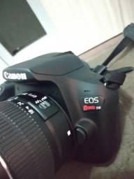 Câmera canon eos rebel t 6