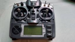 Radio aeromodelismo drone Turnigy