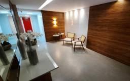 Amplo apartamento com 6 quartos sendo 3 suítes no Centro de Guarapari