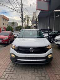 T-CROSS 2021/2021 1.0 200 TSI TOTAL FLEX AUTOMÁTICO