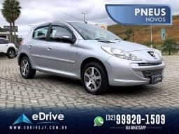 Peugeot 207 XR 1.4 Flex 4p - Novo - Completo - Oportunidade - Pneus Novos- Financio - 2011