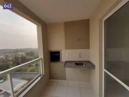 Apartamento para alugar com 3 dormitórios em Vale dos tucanos, Londrina cod:694