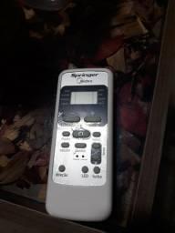 Um controle original Springer midea